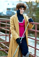 Gambit (X-Men)- The Ragin' Cajun by four-leaf-charm