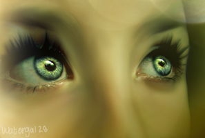Peering Into the Soul. by watergal28