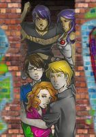 Mortal Instruments-  Hidden by Glory-Day