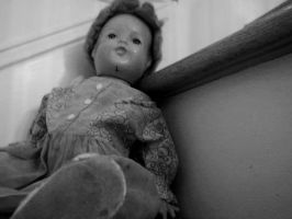 Old doll by djPhotos