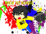 OFF DUTY NINJA: BACK 2 SCHOOL by PhenomenonTucker