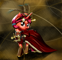 Steampunk Threadmare by MykeGreywolf
