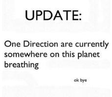 ONE DIRECTION UPDATE by DirectionForLyfe