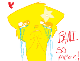 BANIS SO MEAN by MissKittens