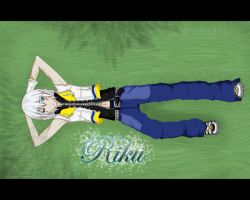 Riku--Land by Koriiko-chan