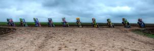 Cadillac Ranch by silversixx