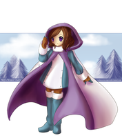 AoH: winter outfit by Tsulalaa