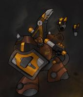 The Coal Boss by BlackPrimarch