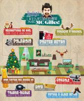 vintage christmas gift guide for Kijiji by sounddecor