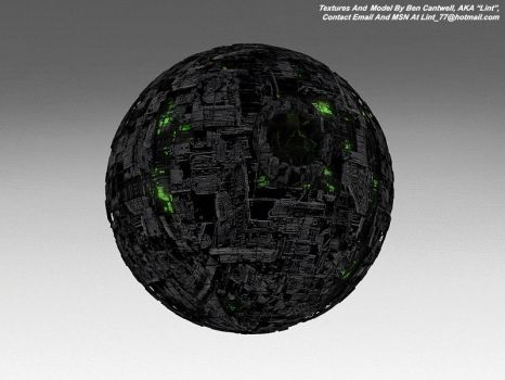 Borg Sphere by lint77