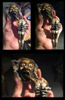 Saturn devouring a son by Fabreeze