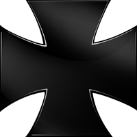 Iron Cross png by Reanimat