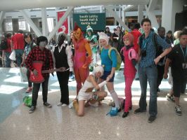 Anime Expo 2012 39 by iancinerate