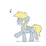 Derpy Hooves by ijustloveit619
