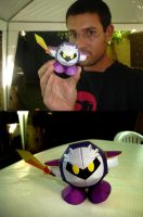 Meta Knight PaperCraft by ryo007