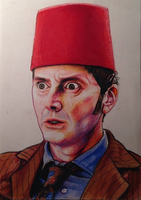 David Tennant by teubo