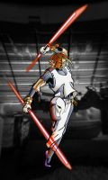 Me in the Star Wars universe by Screamus