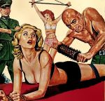 Nazi  Fun And Games by peterpulp