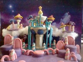 Rainbow Resort - Fountain of Dreams by Plucsle