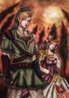 Twilight Princess by vanikachan