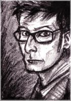 More Dr Who Charcoal Stuff by Orlifan