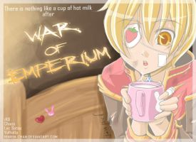 Hot Milk After WoE by Rinska