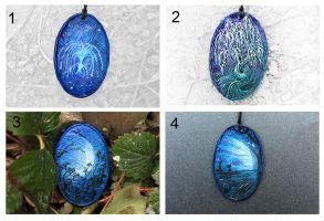 Avatar pendants by hontor