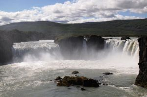 Godafoss by bellaricca