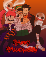 OP Monster Mash by Nire-chan