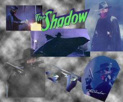 The Shadow Wallpaper by goodben