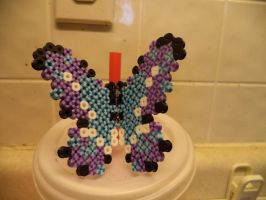 3-D butterfly by fate82