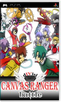 CR : dIVisi Fighting Game by Tc-Chan