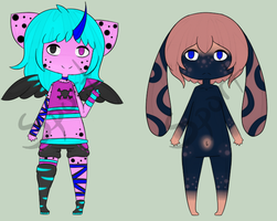 AnthroAdopts - CLOSED by Sports3388