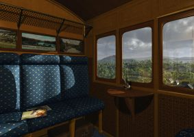 View from Marion Station by curious3d