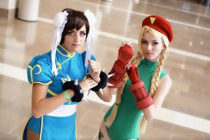 Palmcon - Strongest Women in the World by MeganCoffey