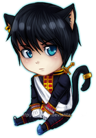 Lowell Chibi by Xenelle