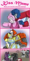 TF Kissing Meme by Ty-Chou