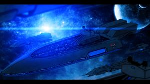 Combine Star Fleet by LordofCombine