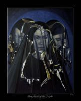 Daughters Of The Night by melan