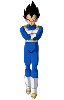 Vegeta - Universe Survival #1 by Dannyjs611