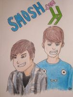 Anthony and Ian by Seto0946
