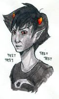 Karkat Trad. Test by Clorin-Spats