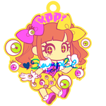Kyary Pamyu Pamyu Rubber Strap SAMPLE by star-firework