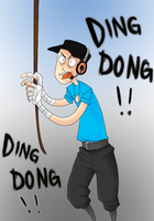 TF2 L4D - DING DONG - by SuperKusoKao