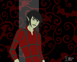 Marshall Lee by UnseenChaser