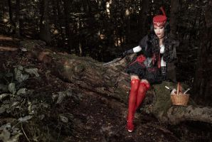 Little Red Riding Hood Reloaded by Starkall
