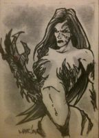 Witchblade by RogueSamurai