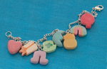 Lucky Charms Bracelet by DeliciousTrickery