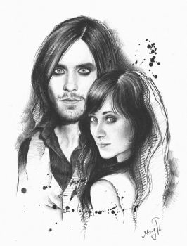 Jane and Jared by MaryTL