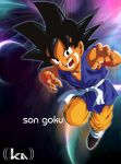 Son Goku by ka-music